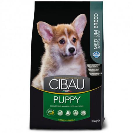 Cibau Puppy Medium Kuracie mäso 2,5kg Farmina N&D - 1