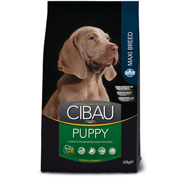 Cibau Puppy Maxi Kuracie mäso 2,5kg Farmina N&D - 1
