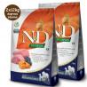 copy of N&D Pumpkin Adult Medium/Maxi - Lamb & Blueberry 12kg Farmina N&D - 1