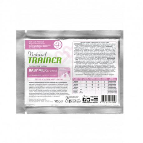 Natural Trainer Baby Milk (0-2 months)  - sušené mlieko 100g  - 1