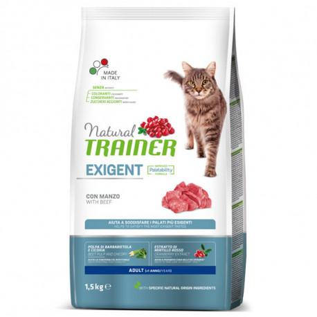 Natural Trainer Exigent - Hovädzie mäso 1,5kg Trainer - 1