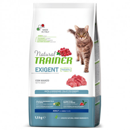 copy of Natural Trainer Kitten - Kuracie mäso 1,5kg Trainer - 1
