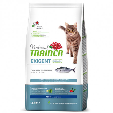 Natural Trainer Exigent - Morské ryby 1,5kg Trainer - 1