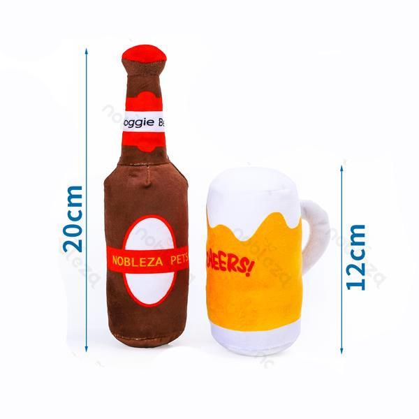 Plyšová hračka Nobleza - Pivo 2 druhy Nobleza - 1