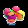 Gumená lopta pre psa Baseball - 6,3cm Nobleza - 1
