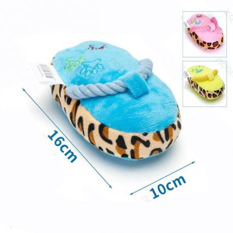 Plyšová hračka Nobleza - Topánka leopard Nobleza - 1