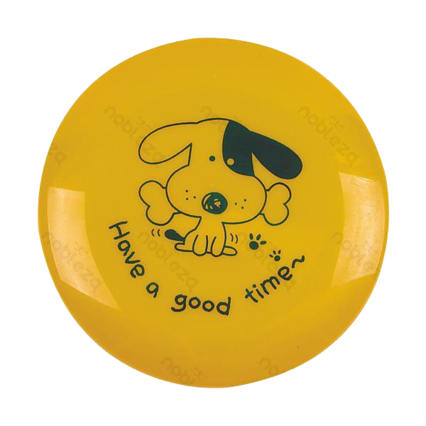 Frisbee lietajúci tanier Nobleza - Klasik 21,6cm Nobleza - 1