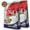 N&D GF Quinoa Dog Digestion Jahňacie a fenikel 2,5kg Farmina N&D - 2