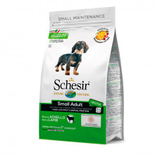 Schesir Mini Adult - Jahňacie s ryžou 800g Agras Delic - 2