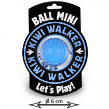 Kiwi Walker Lopta Mini - modrá 6cm Kiwi Walker - 1