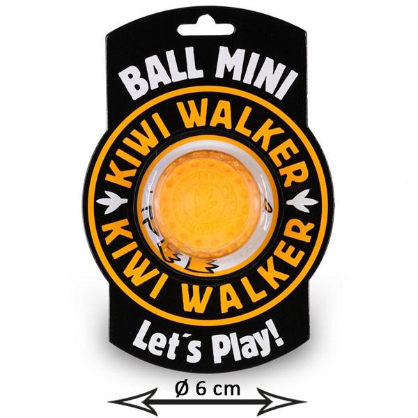 Kiwi Walker Lopta Mini - oranžová 6cm Kiwi Walker - 1