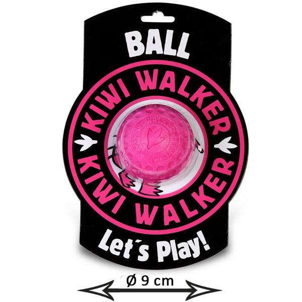 Kiwi Walker Lopta Maxi - ružová 9cm Kiwi Walker - 1