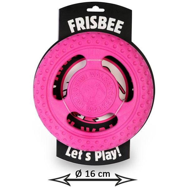 Kiwi Walker Frisbee Mini - ružová 16cm Kiwi Walker - 1