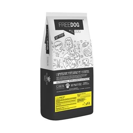 Freedog Puppy Mini 20kg Eurocereali Pesenti s.r.l. - 1