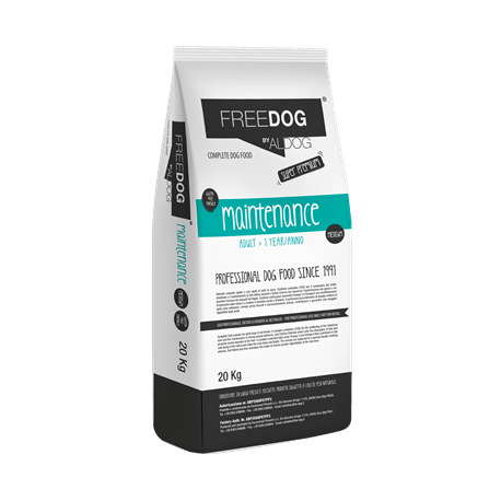 Freedog Maintenance Adult Mini 20kg Eurocereali Pesenti s.r.l. - 1