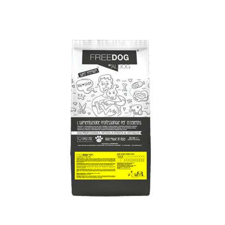 Freedog Puppy Medium 20kg Eurocereali Pesenti s.r.l. - 1