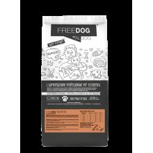Freedog Rich in Salmon Medium 20kg Eurocereali Pesenti s.r.l. - 1