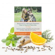 Arava Bylinné antiparazitné pipety pre psov 10-25kg 4x6ml Arava - 1