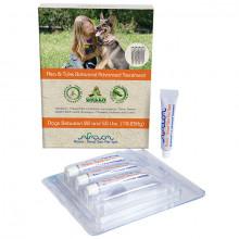 Arava Bylinné antiparazitné pipety pre psov 10-25kg 4x6ml Arava - 2