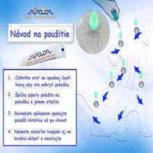 Arava Bylinné antiparazitné pipety pre psov 10-25kg 4x6ml Arava - 3