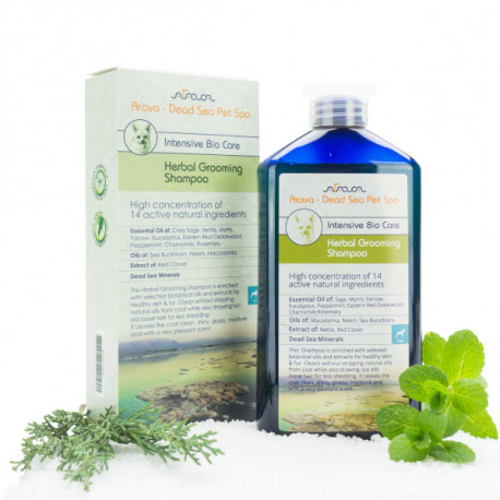 copy of Arava Bylinný šampón Aromaterapy 400ml Arava - 1