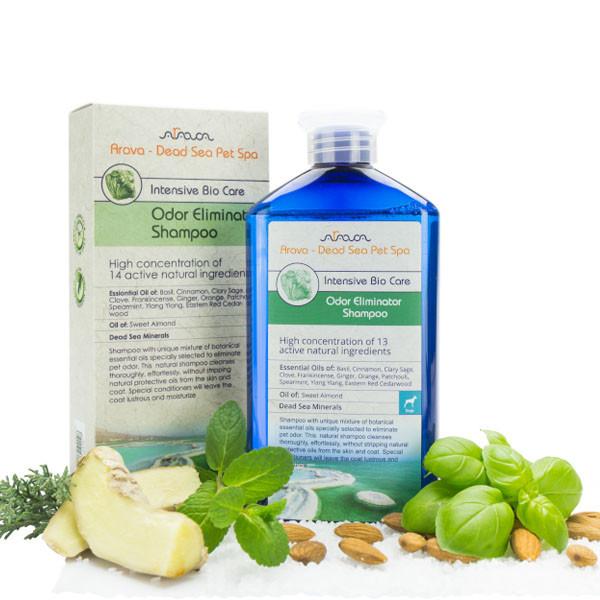 Arava Bylinný šampón na potlačenie zápachu 400ml Arava - 1