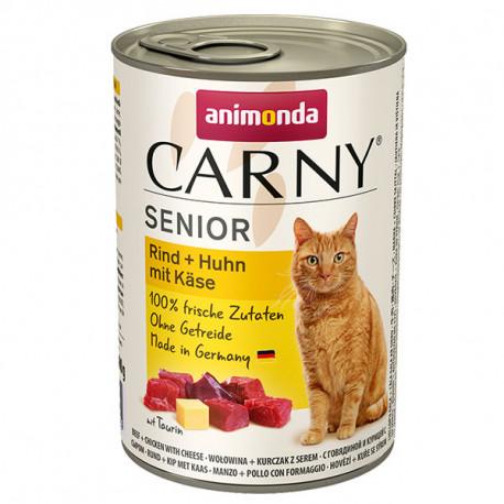 Animonda Carny Senior - Hovädzie, kuracie + syr 200g Animonda - 1
