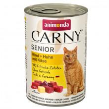 copy of Carny Adult - Hovädzie, morka a králik 200g Animonda - 1