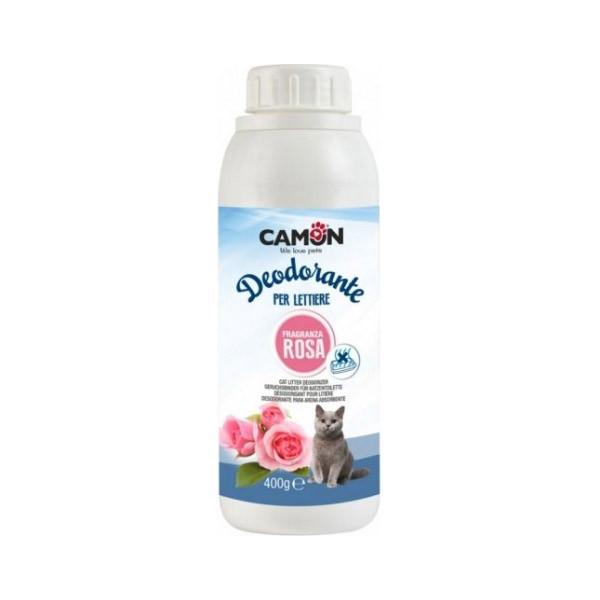 Deodorant do podstielky Camon - Ruže 400g Camon - 1