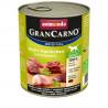 GranCarno Original Adult - Hovädzie a králik s bylinkami 800g Animonda - 1