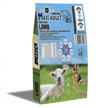 FFM - Lamb & Rice Adult Medium Maxi Intestinal Fresh Farm - 1