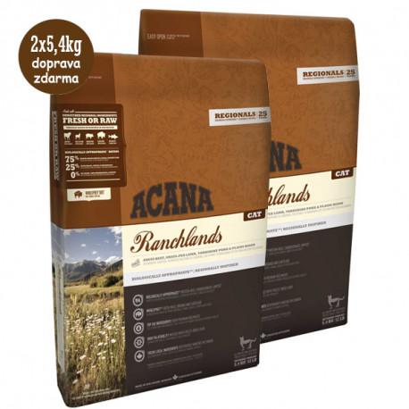 Acana Cat Ranchlands Regionals 1,8kg Acana - 2