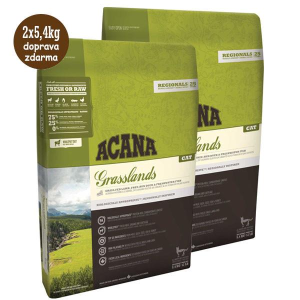 Acana Cat Grasslands Regionals 1,8kg Acana - 2