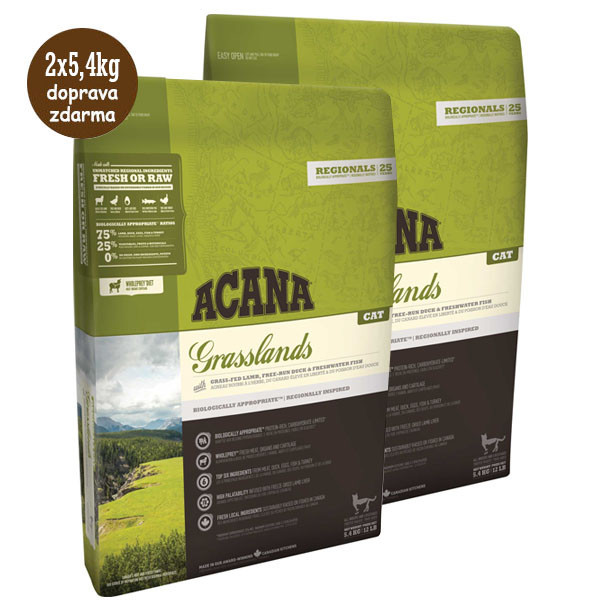 copy of Acana Wild Prairie Cat Regionals 1,8kg Acana - 2