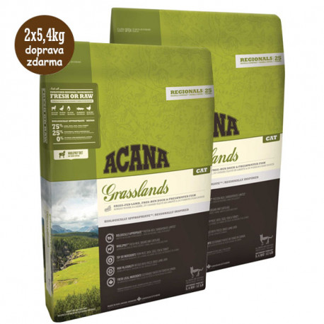 Acana Cat Grasslands Regionals 1,8kg Acana - 2
