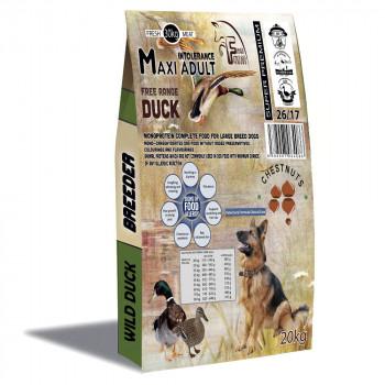 FFM - Duck&Rice Adult Medium Maxi Intolerance Fresh Farm - 1