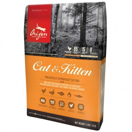 Orijen Cat & Kitten 5,4kg  - 1