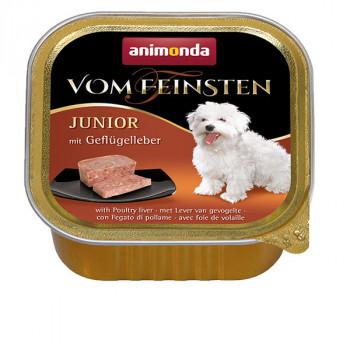 Vom Feinsten Junior - Hydinové pečienky 150g Animonda - 1