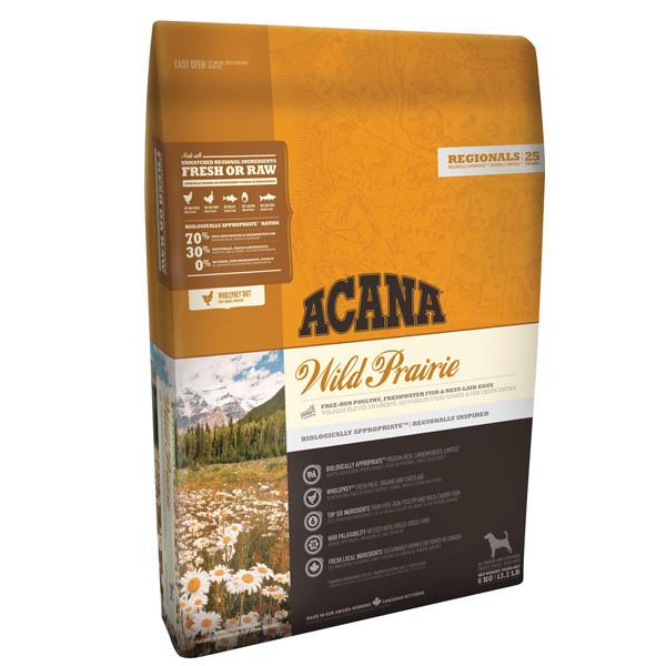 Acana Dog Wild Prairie Regionals 6kg Acana - 1