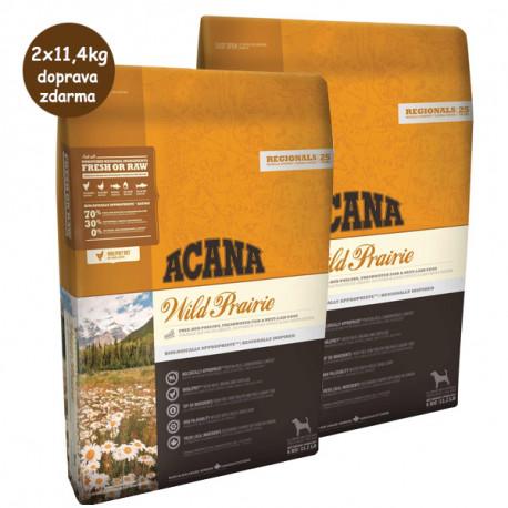 Acana Dog Wild Prairie Regionals 6kg Acana - 2