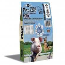 FFM - Pork&Rice Adult Medium Maxi Intolerance Fresh Farm - 1
