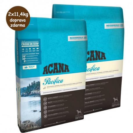 Acana Dog Pacifica Regionals 6kg Acana - 2