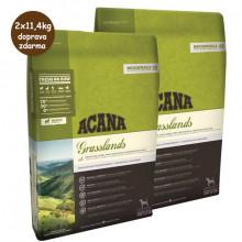 Acana Dog Grasslands Regionals 6kg Acana - 2