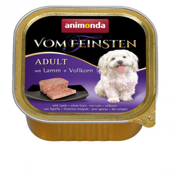 Vom Feisten Adult - Jahňacie a cereálie 150g Animonda - 1
