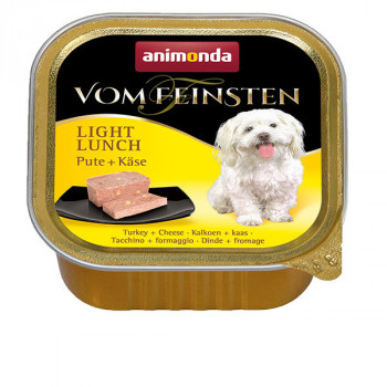 Vom Feinsten Adult Light - Morka a syr 150g Animonda - 1