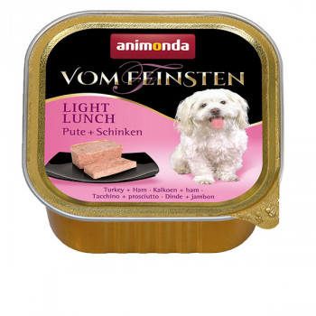 Vom Feinsten Light Lunch Adult - Morka a šunka 150g Animonda - 1