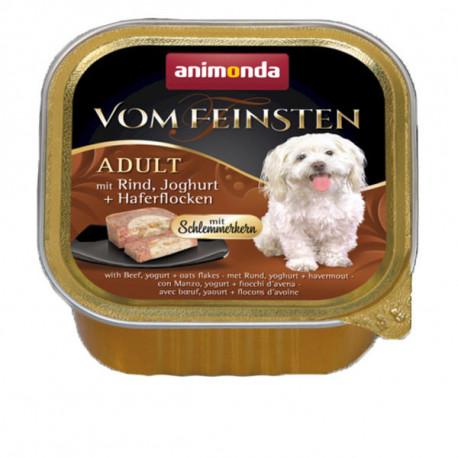 Animonda Vom Feinsten Adult - Hovädzie plnené jogurtom a vločkami 150g Animonda - 1