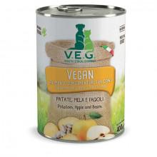 V.E.G. Vegetal Ethical Gourmet - Zemiaky, jablko a fazuľa 400g Marpet - 1