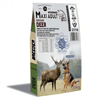 FFM - Deer Adult Medium Maxi Intolerance Fresh Farm - 1