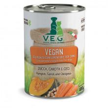 V.E.G. Vegetal Ethical Gourmet - Tekvica, mrkva a cícer 400g Marpet - 1